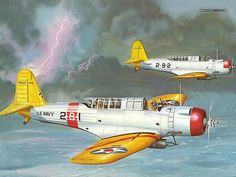 Aviation Art : Air Combat Paintings Collection (Vol.03) - Military Aviation Art - WWII Air Combat Paintings by Don Greer
