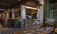 Generator Hostel, Venice, Italy