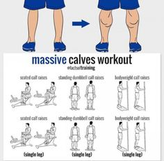 how to gain muscle, muscle gainer, calves workout Men's Health Fitness, Muscle Fitness, Fitness Tips, Gain Muscle, Workout Fitness, Yoga Fitness, Weight Training Workouts, Gym Workouts, At Home Workouts