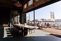 Restaurant Stork Amsterdam: a seafood hotspot in Amsterdam North | http://www.yourlittleblackbook.me/restaurant-stork-amsterdam-noord/