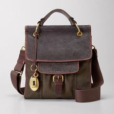Fossil #handbags #crossbody - OMG!!! i LOVE LOVE LOVE this bag to death!!!