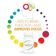Laminine provides a mental and emotional boost, which supports optimal brain function and activity. How has Laminine helped you? #Brain #Health #Focus #Mental #Emotional #Laminine  www.laminineomega.com