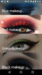 Olhos Maquiagem 2016 Tutoriais: miniatura da captura de tela