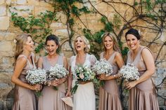 A French Château Fairytale Wedding for a Glamorous Jenny Packham Bride