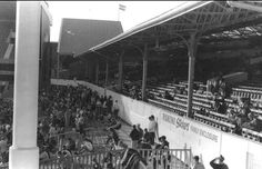 old paxton road stand @ Tottenham