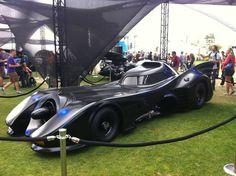 Tutte le Batmobili della saga di Batman al Comic-Con, le nostre foto! #ComicConSW #Comiccon #Comicconit #sdcc