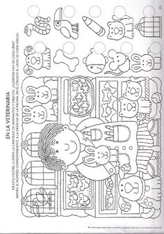 Fun Learning, Preschool Activities, Teaching Kids, Kindergarten Math Worksheets, Worksheets For Kids, English Activities, Toddler Activities, Coloring Book Art, Coloring Pages