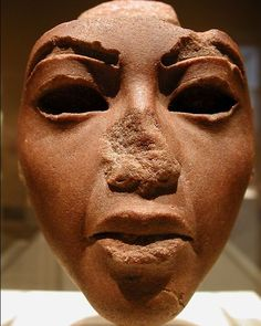 Queen Tiye, wife of Amenhotep III, and mother of Akhenaten