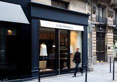 Anne Fontaine   Rue des Francs Bourgeois, Le Marais, Paris