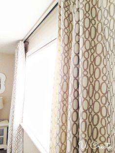 How to Make Custom Curtains by U Create