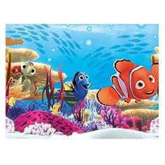Finding Nemo Table Cover