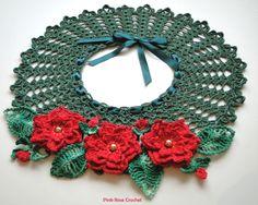 centrinho-guirlanda-de-natal-crochet-christmas-wreath.png (600×480)