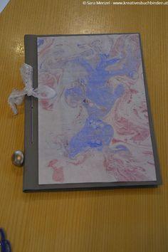 Notizbuch mit japanischer Bindung http://www.kreativesbuchbinden.at/japanisches-buchbinden/ #buchbinden #notizbuch #selbstgemacht #doityourself #diy
