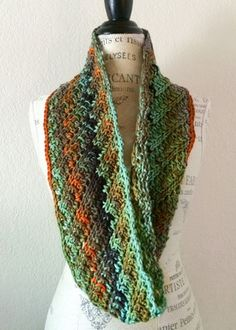 Free Cowl Knitting Patterns — NobleKnits Knitting Blog