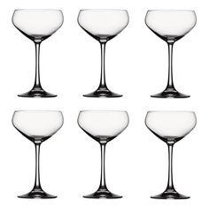 Vino Grande Champagneskål 6-pack 29 cl, Spiegelau 799 kr