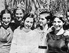 Spain - 1936-39. - GC - Milicianas-Milicianos I | II República Española