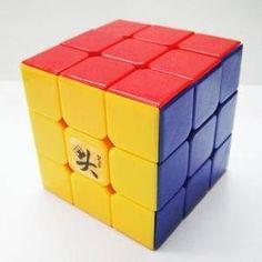 Dayan ZhanChi 3x3x3 6-Color Stickerle...