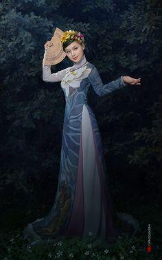 Model:Xuan Van, Photo by Duong Quoc Dinh by duongquocdinh.deviantart.com on @deviantART