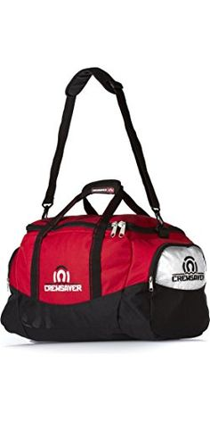 Crewsaver 2017 Crewsaver CREW Holdall Bag in RED / Black SMALL 55 Litres 6228-55 Crewsaver CREW Holdall Bag andlt