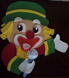 I really like this clown.