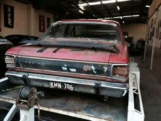 XW GT 351 Australian Muscle Cars, Aussie Muscle Cars, Rusty Cars, Ford Falcon, Barn Finds, Ford Gt, Kustom, Cars And Motorcycles, Touring
