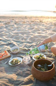 beach picnic ideas
