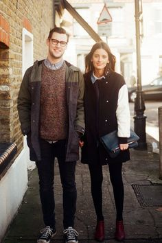 Street Style Photoblog - Fashion Trends - David & Chloe