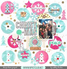 Hip Kit Club | Christmas Joy