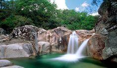 Río Cobas. Entrimo. Orense. Serra do Xurés, Parque Natural Protegido