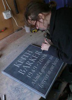 Louise Tiplady - Memorials