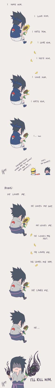 Just Sasuke's Luck by biscutpoo #narusasu #sasunaru