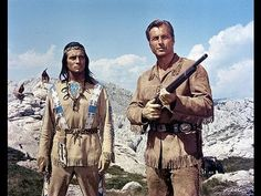 Winnetou I (1963) - YouTube Tarzan, Chinese Zodiac, Hercules, I Movie, Nasa, Cinema, Hero, Youtube, Books