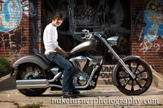 motorcycle - plus more ideas for seniors with hobbies