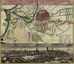 najstarsza mapa gdanska - Google Search Gdansk Poland, Central Europe, Planer, Vintage World Maps, Germany, Painting, Google, Products, Polish