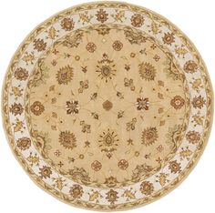 Middleton Beige Hattie Area Rug