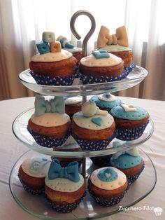 Cupcakes - Cotton Candy Cake Design