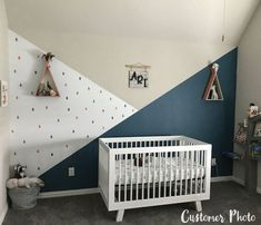 Raindrop Wall Decals – Watercolor Patterned Raindrop Fabric Wall Decals - Mara E. Baby Room Wall Decor, Baby Nursery Decor, Baby Bedroom, Baby Boy Rooms, Baby Boy Nurseries, Nursery Room, Kids Bedroom, Boy Girl Room, Room Kids