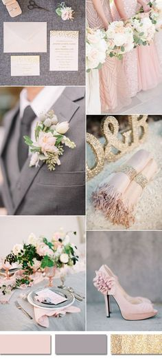 735 Best Wedding Blush Pink Gold Ivory Images Wedding