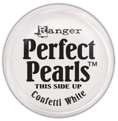 Ranger - Perfect Pearl - Confetti White