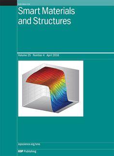 Публикации в журналах, наукометрической базы Scopus  Smart Materials and Structures #Smart #Materials #Structures #Journals #публикация, #журнал, #публикациявжурнале #globalpublication #publication #статья