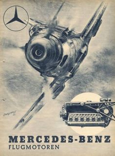 Mercedes-Benz, Flugmotoren