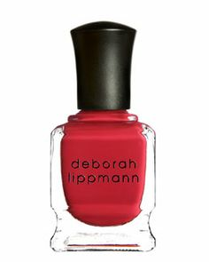 C0UXE Deborah Lippmann It's Raining Men Nail Lacquer