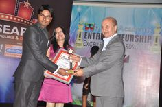 Mr. Sanjay Choraria  and  Ms. Shammy Choraria, Owners & partners, Chola Apparels