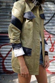 Veda x Man Repeller Coats for Fall 2015