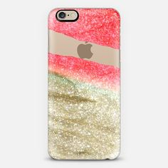 LIMITLESS CORAL by MONIKA STRIGEL iPhone 6 case by Monika Strigel | Casetify