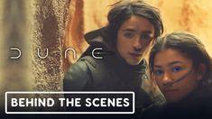 Dune (2020) - Cast Q&A with Timothée Chalamet, Zendaya, Oscar Isaac, Jos...
