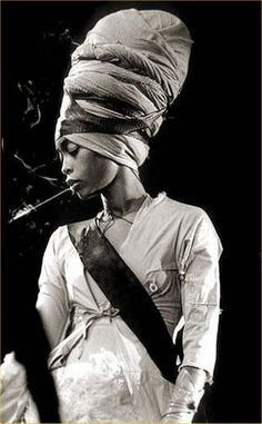 """Well, if you look at all of the cultures in America, this is a great opportunity for us to really get acquainted with the rest of the world. America is the only place you can do that, but we don't have sense enough to take advantage of that."" - eryka badu"