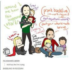 I could see this happening. SO many things in this picture do things to me! Just LOOK at Steve though!!!