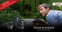 Learn some DSLR camera photography tips and find out how to take advantage of the smooth, quiet video autofocus of a Canon STM lens.