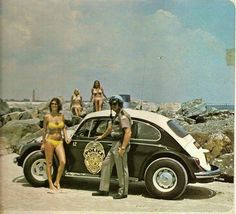 '70s Florida Beach Patrol Beetle ♠ re-pinned by http://www.wfpblogs.com/category/southfloridah2o